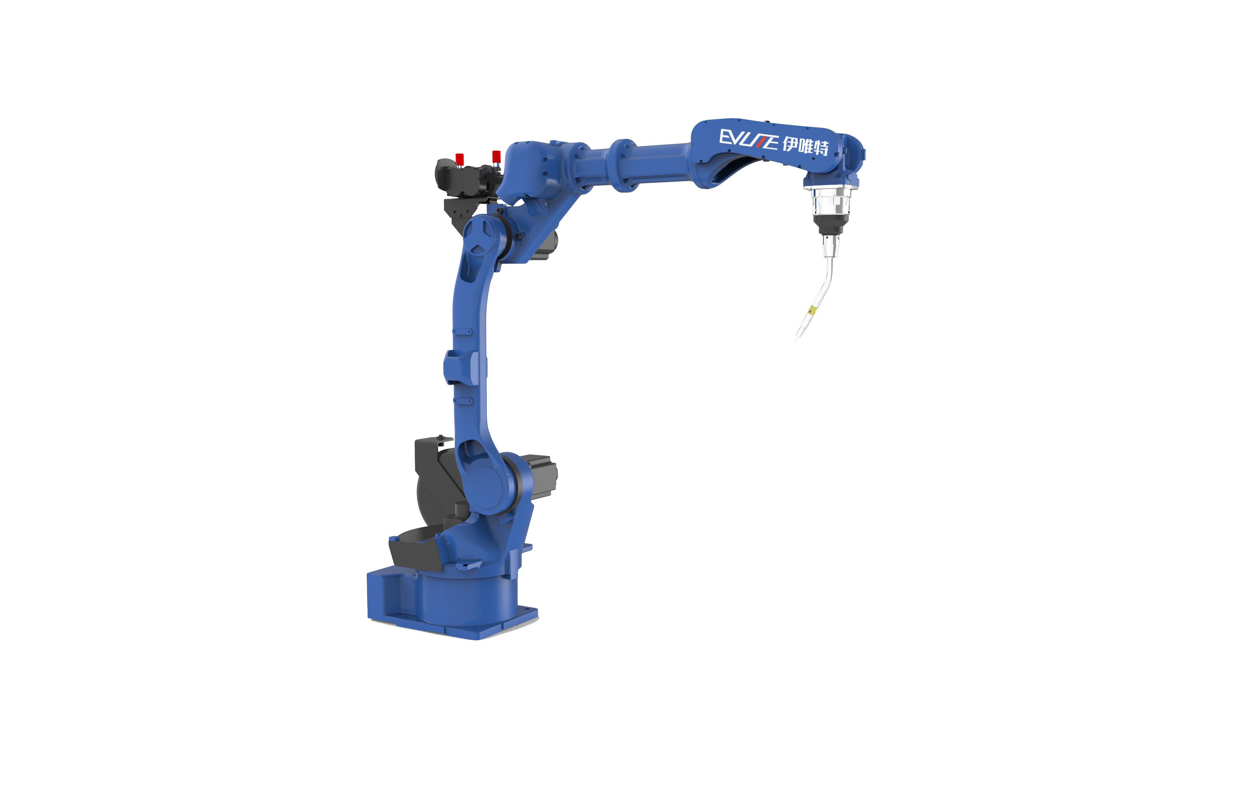 臂展2000mm工业机器人焊接用途